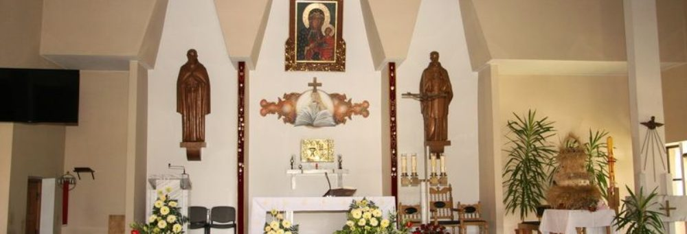 Parafia Iskrzynia